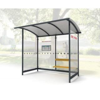 Autobusová zastávka / Kuřárna ABRIS 3000x1800mm