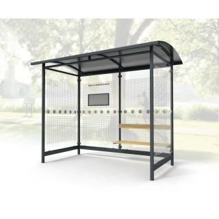 Autobusová zastávka / Kuřárna DANA 3000x1754mm