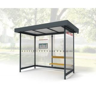 Autobusová zastávka / Kuřárna LARA 3000x1900mm