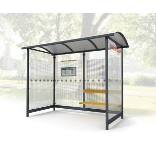 Autobusová zastávka / Kuřárna LAURA 3000x1505mm